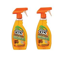 Orange Glo 2-in-1 Clean & Polish Wood Furniture Spray - 16 o