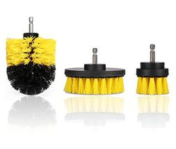 Viral Trends Co. 3-in-1 Electric Drill Brush Head, Bathroom