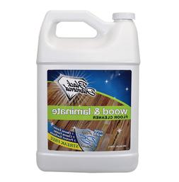 1 gallon wood and laminate floor cleaner