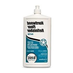 Basic 1 Qt/32 Oz Satin Hardwood Floor Refinisher