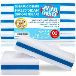 Jumbo Extra Durable Magic Cleaning Eraser Sponge - XXL Mela