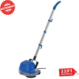 "11"" Electric Mini Floor Scrubber Cleaner Polisher Hard Floor"