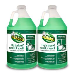 OdoBan 128 oz 2 ct. Neutral pH Floor Cleaner Concentrate 2 p