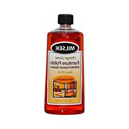 Milsek 13575 12 Oz. Furniture Polish And Cleaner - 6 Pack