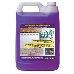 Simple Green 18202 Concrete and Driveway Cleaner, 1 Gallon B