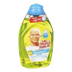 2 Pk, Mr. Clean Liquid Muscle Gel Concentrate - Crisp Lemon