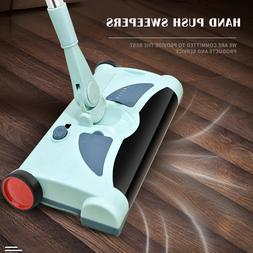 2 in 1 Cordless Hand Push Sweepers Wireless <font><b>Electri