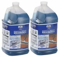 2 PACK Commercial Floor Cleaner and Degreaser   ***FAST FRE