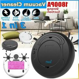3-in-1 Automatic Intelligent Smart Floor Cleaner Sweeping Ro