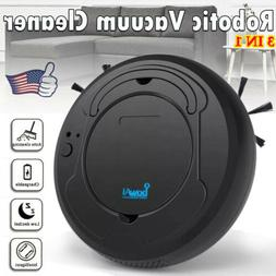 3 in 1 smart robot vacuum cleaner