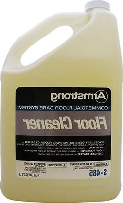 Armstrong S-485 Commercial Neutral No-Rinse Floor Cleanr - G