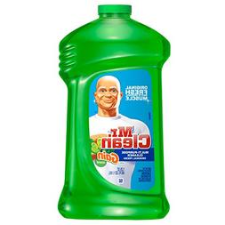 Mr. Clean with Gain Multi Surface Cleaner, Original Fresh Sc