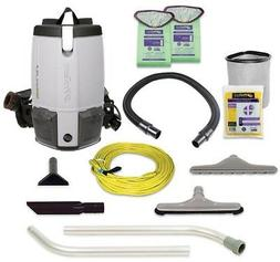 ProTeam Backpack Vacuums, ProVac FS 6 Commercial Backpack Va