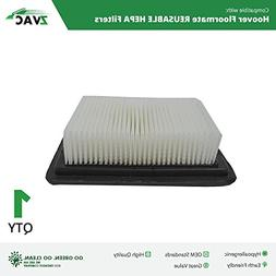 ZVac Compatible Filter Replacement for Hoover Floormate HEPA