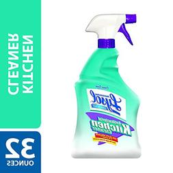 Antibacterial Kitchen Cleaner, 32oz Spray Bottle
