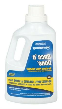 Armstrong 330806 Armstrong Once 'N Done Cleaner Concentrate,