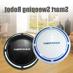 Automatic USB Rechargeable Smart Robot Vacuum Floor Cleaner