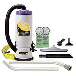 ProTeam Backpack Vacuums, Super QuarterVac Commercial Backpa