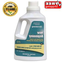New Beginning Cleaner & Wax Remover 1/2 Gal