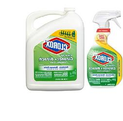 Clorox Clean-Up Cleaner Spray with Bleach and Refill Combo,