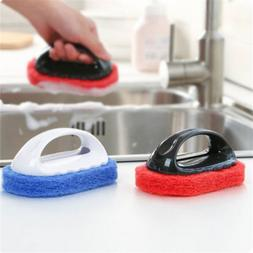 Cleaner Hot Household Sponge Brush Floor Tile Glass Bathtub