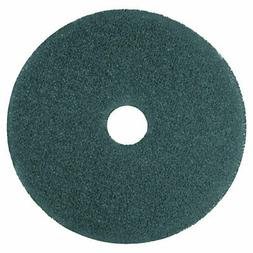 """Cleaner Pad, Removes Dirt/Spills/Scuffs, 17"""", 5/CT, Blue"""
