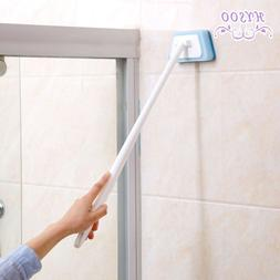 Cleaning Brush Long Handle Bathtub Tile Wall Sponge Floor Cl