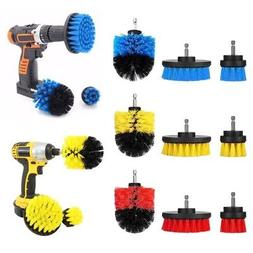 Cleaning Drill Brush Wall Tile Grout Power Scrubber Bathtub