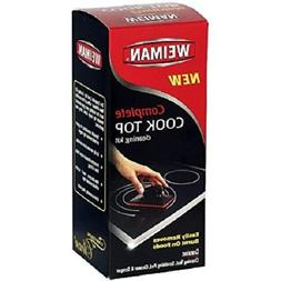 Weiman complete Cook Top cleaning kit - 2 pack