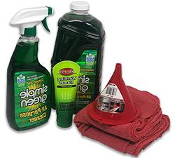 Simple Green Concentrate All-Purpose Cleaner  - Includes 22