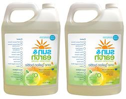 Sun & Earth Natural Concentrated Floor Cleaner - Light Citru
