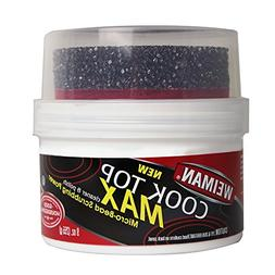 Weiman Cooktop Cleaner Max - 9 Ounce - Easily Remove Burned-