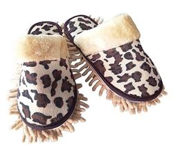Creative Useful Mop Slippers Floor Cleaning Slippers