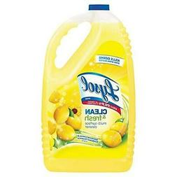 Lysol Clean & Fresh Multi-Surface Cleaner, Lemon & Sunflower