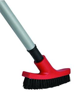 Purposefull Extendable Tile Cleaning Grout Brush - Easily Cl