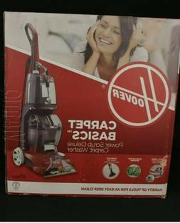 Hoover FH50150NC Power Scrub Deluxe Carpet Deep Cleaner Stea