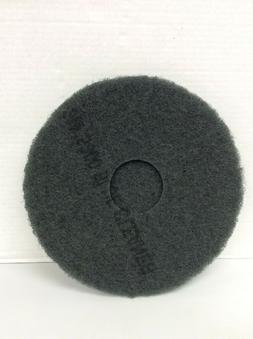 3M  Floor Cleaner Pads 5300 13 in. Blue 5 Pads-Carton