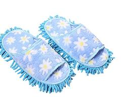 Floor Slippers Wipe Floor Slippers Cleaning Slippers Cotton