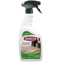 Weiman Granite Cleaner and Polish - 24 Ounce - For Granite M
