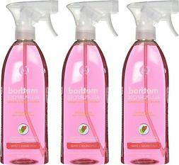 Method All-purpose Natural Surface Cleaner, Pink Grapefruit,