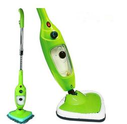 Astar Green 5 in 1 Portable Steam Mop Cleaner for Floor Carp