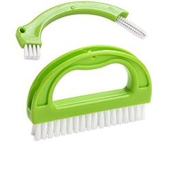 Br-lid Grout Brush Cleaner, Tile Grout Cleaning Scrubber for