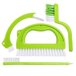Grout Cleaner Brush - Tile Joint Scrubber Brush  with Nylon