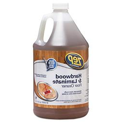 Zep Hardwood Floor Cleaner - Liquid Solution - 128 fl oz  -
