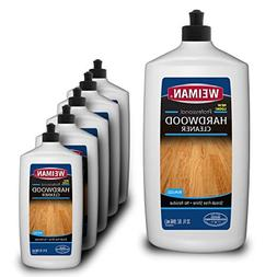 Weiman Hardwood Floor Cleaner - 32 Ounce  - For Hardwood, Fi