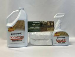 Armstrong Hardwood Floor Cleaner Citrus Fusion 64+32 oz+ Mop