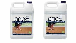 Bona Hardwood Floor Cleaner Refill MegaPack 2 Gallons New