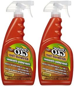 Orange Glo Hardwood Floor Everyday Cleaner Spray - Orange -