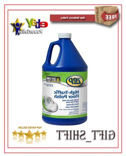 Zep Commercial High Traffic Floor Polish =FREE SHIPPING=