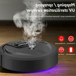 Home UV Disinfection Smart Sweeping Robot Vacuum Cleaner Flo